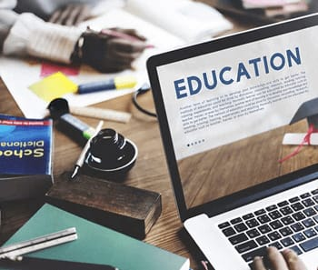 Education Website Design Company In Delhi